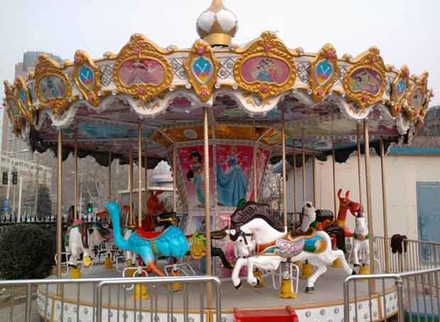 carousel for sale